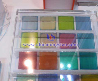 Tungsten Oxide Electrochromic Thin Film Tungsten Oxide